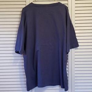 Newport Blue Shirts - Men's XXL Newport Blue Tee Shirt